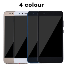 Original For Huawei P10 Lite P10Lite WAS-LX2 WAS-LX1A WAS-L03T WAS-LX3 LCD Display Touch Screen Digitizer Assembly with frame