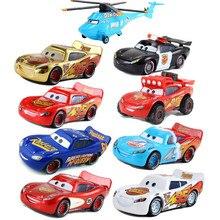 Disney Pixar машина 3 2 Lightning пшеничная игрушка автомобиль 1:55 литой металлический сплав модель игрушечный автомобиль 3 детский день рождения Рождественский подарок