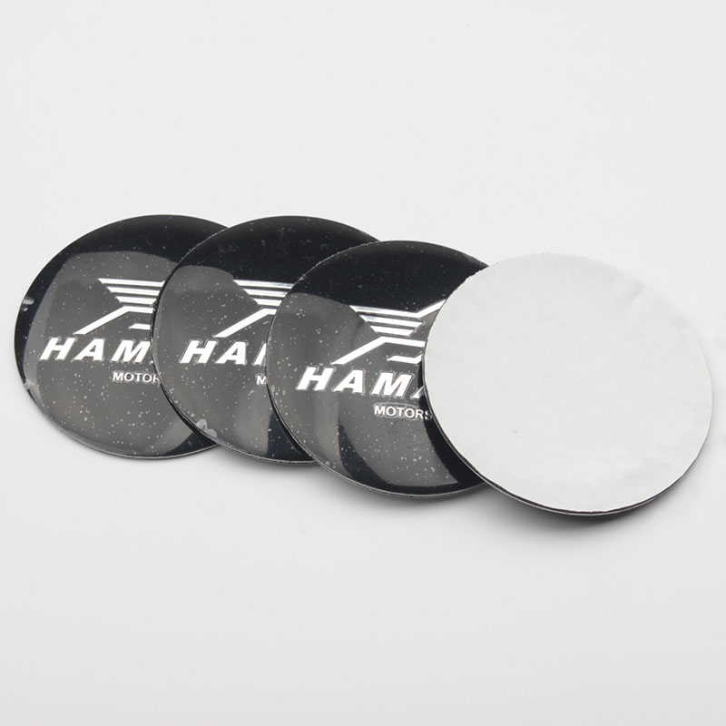 Auto Accessories 20pcs 56mm wheel center cap sticker Car Wheel Hub caps sticker for bmw E60 E90 F10 F30 F15 E63 E64 E65 E86