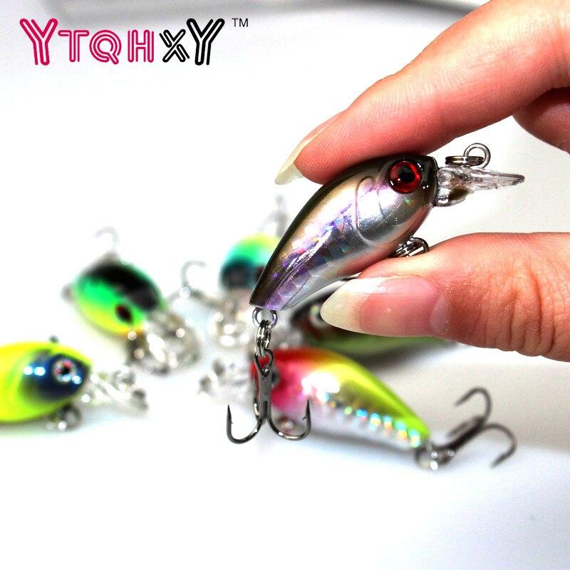 ᑐ4.5cm 4.2g Swim Fish Fishing ᐃ Lure Lure Artificial Hard ...
