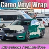 Printed Patterned Real Camo Craft Cutter Vinyl Outdoor Vinyl Caouflage Sticker Bomb Vinyle Foile For Car