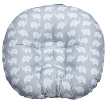 Newborn Baby Lounger Portable Soft Chair Elephant Sofa Support Seat Pillow(China)