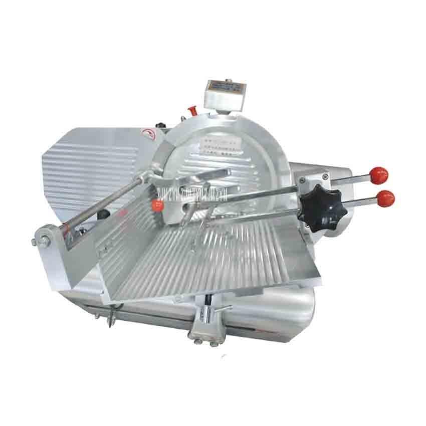 2019 Mode Hy-32 Elektrische Schneidemaschine Hammel Rolle Gefroren Rindfleisch Schneide Lamm Gemüseschneidemaschine Edelstahl Fleischwolf 0-12mm 220 V
