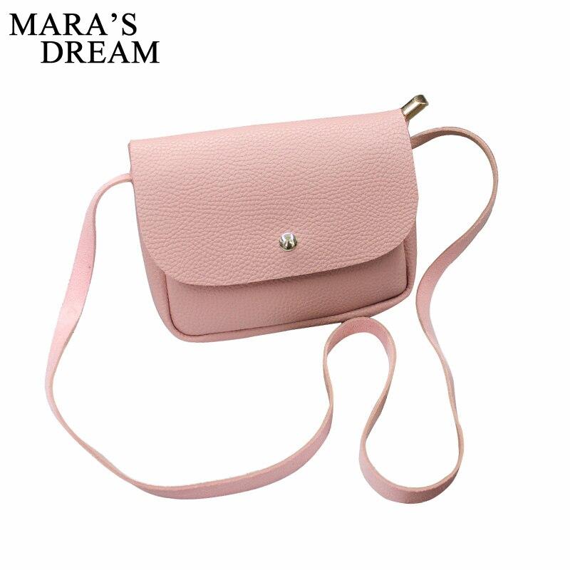 Mara мечта 2018 Новый Для женщин Курьерские сумки моды небольшой Для женщин сумка Обувь для девочек лоскут плеча Сумки через плечо женская Прям...
