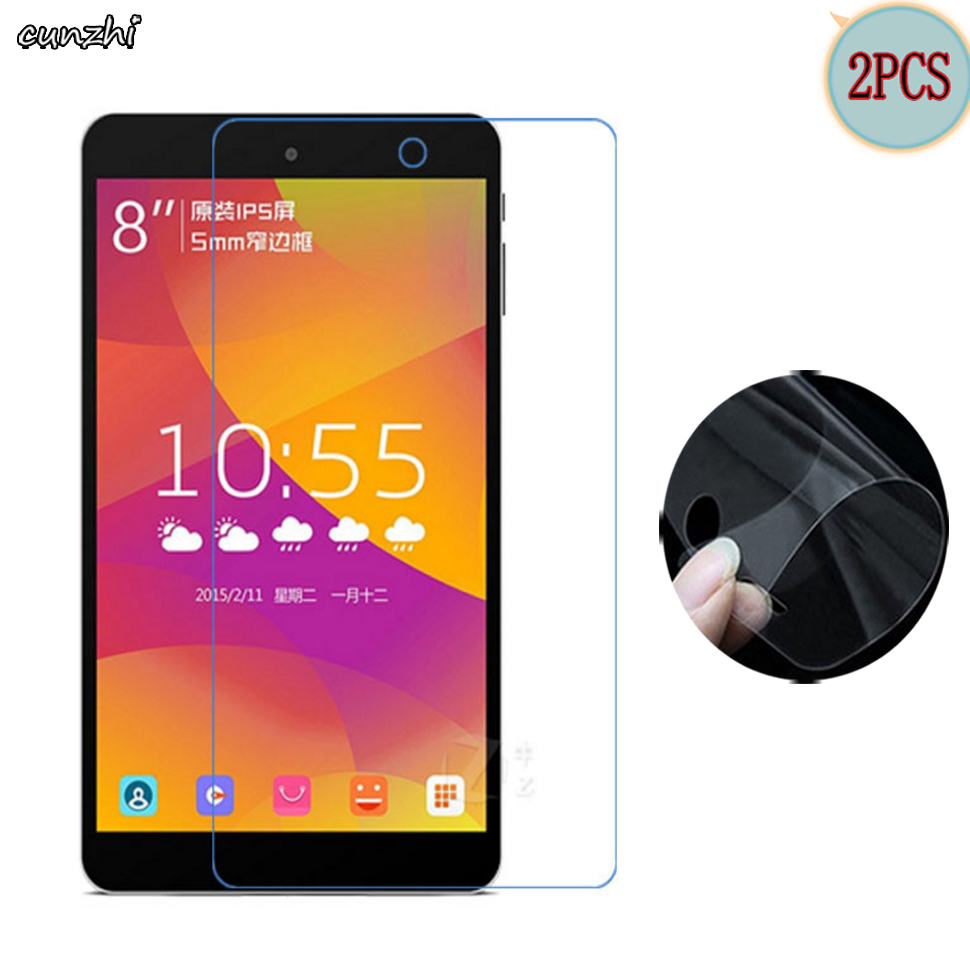 Clear Soft Ultra Slim Screen Protectors For Teclast P80h 8.0inch Tablet Protective Film To Rank First Among Similar Products Tablet Accessories