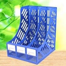 Разные цвета, 31x29x25 см, настольная папка для файлов, органайзер для журналов, пластиковый съемный держатель для документов, много отделений