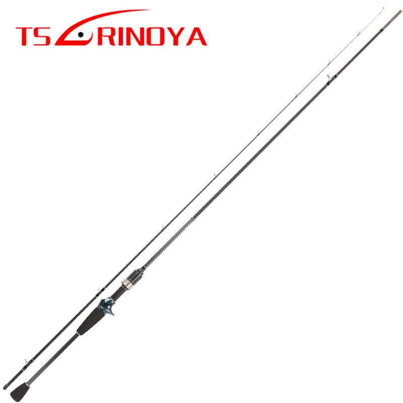 TSURINOYA DEXTERITY 2 19m UL Fast Bait Casting Fishing Rod FUJI Accessories Toray 30T Carbon Baitcasting