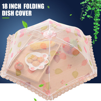 Lace Mosquito Mesh Net Food Umbrella Cover Food Covers Creative Practical Dust Cover Barbecue Игрушка