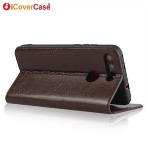 Image 3 - Huawei honor view 20 케이스 coque 용 지갑 커버 huawei honor view 20 v20 핸드폰 액세서리 용 고급 정품 가죽 케이스