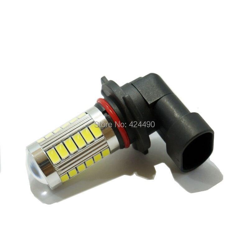 AORUNYEBAO 2X szuper fényes 9006 HB4 5630 33 SMD LED t Ködlámpa - Autó világítás - Fénykép 2