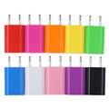 Зарядное устройство для Телефона Зарядное Устройство USB ЕС Зарядное Устройство Зажигания 5 В AC Micro USB Адаптер Питания Для iphone Samsung Android Телефон Adaptador USB
