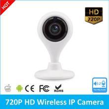 Мини Wi-Fi Камера Беспроводной 720 P HD Смарт-Камеры Baby Monitor CCTV Камеры Безопасности P2P Облако Аудио Интерком Главная Рекордер V380 X1