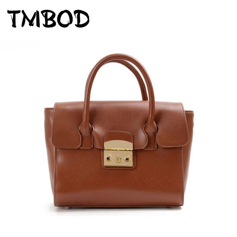 New 2018 Classic Women Design Retro Satchels Cowhide Tote Split Leather Handbags Lady Simple Messenger Bags For Female an1025