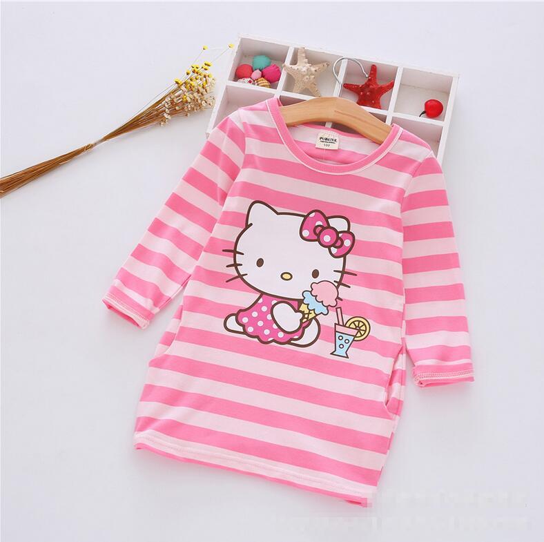 2017-Girls-Dress-Cartoon-Kids-Dresses-For-Girl-Clothes-2-8Y-Baby-children-clothing-Vestidos-Costume-Roupas-Infantis-Menina-2