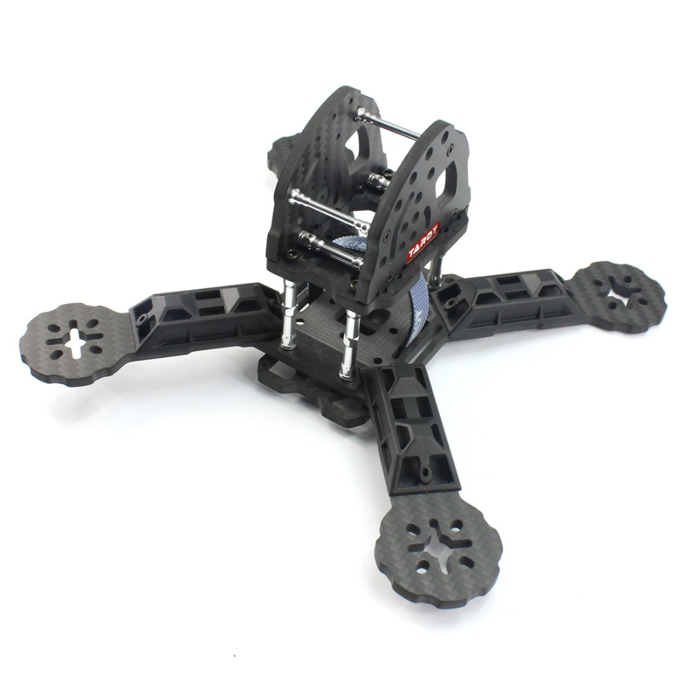 F18893 Tarot TL190H2 190mm Carbon Fiber  Frame Kit With 4mm Arm for RC Camera FPV Racing  Drone Accessories моторезина avon viper xtreme av62 190 55 zr17 75w tl задняя