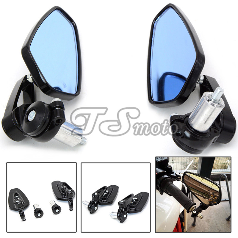 CNC Motorcycle Accessories universal rear side mirrors rear view mirror parts For KTM Duke 125/200 yamaha suzuzki kawasaki honda