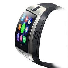 Smart Watch Q18 Passometer Smart uhr mit Touchscreen kamera SIM TF karte Uhr Bluetooth smartwatch für Android IOS Telefon