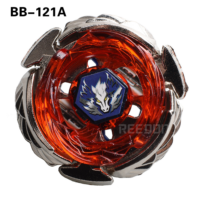 1pc Pegasus Beyblade Metal Fusion 4D BB121A With Launcher Spinning Top Christmas Gift For Kids Toys #E