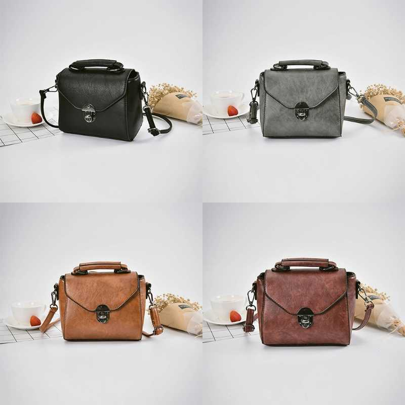 Nieuwe Lady Handtas Schoudertassen Tote Purse Crossbody Messenger Hobo Bag