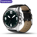 Femperna Y3 Android 5.1 OS Smart Watch Phone MTK6580 512MB+8GB Bluetooth Intelligent WristWatch support SIM Card 3G Wifi GPS