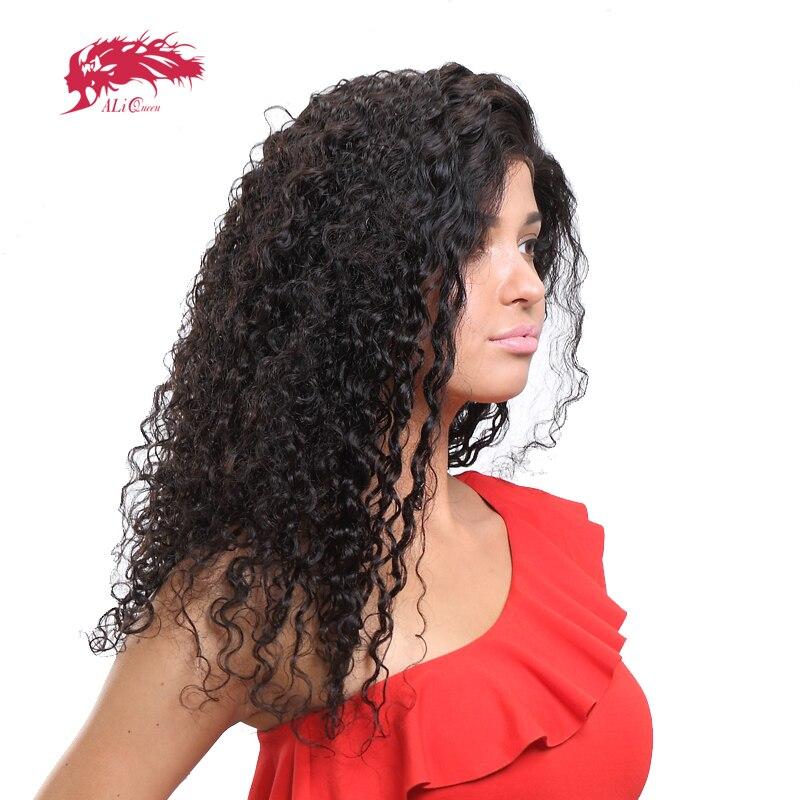 Ali reine cheveux en gros 10 pièces Lot brésilien vague d'eau cheveux humains armure faisceaux vierge Extensions de cheveux humains couleur naturelle - 5