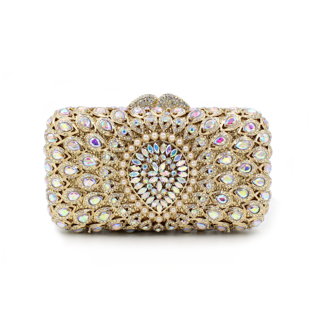 Online Get Cheap Gold Studded Clutch Bag -Aliexpress.com | Alibaba ...