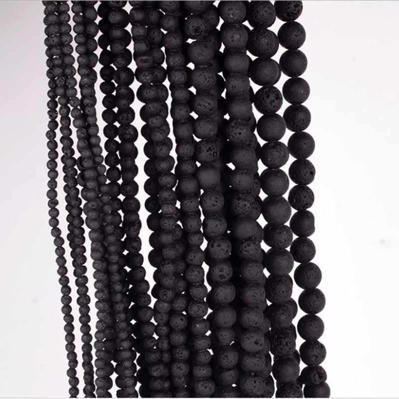 4mm 6mm 8mm 10mm 12mm FAI DA TE Natura Perline di Pietra in pietra Lavica Occhio di Tigre Turchesi Naturale perline di pietra Amazonite Anguria Branello Allentato