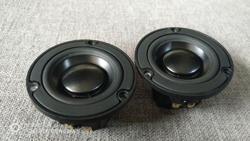 pair cone speaker desk 8