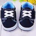 Marca bonito Sapatos Berço Do Bebê Sneaker Bebe PreWalkers Suave Sole Antiderrapante Esporte Sapatos Primeiros Caminhantes