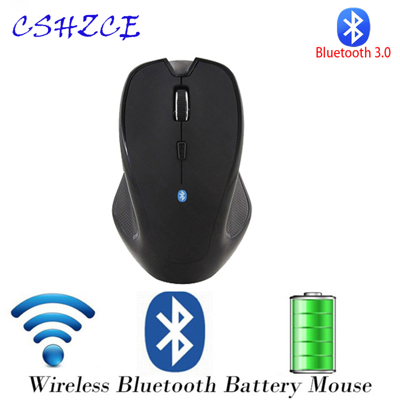 Bluetooth Mouse 1600DPI Adjustable Portable Wireless Mouse 24 Months Battery Life Cordless Mice for PC/Tablet/Laptop image