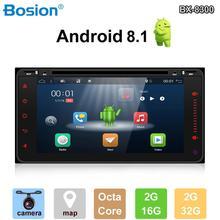 цена на Bosion 2Din Android 9.0 Car DVD Player For Nissan Volkswagen TOYOTA Honda KIA Hyundai Lada Renault mazda Universal Car radio GPS