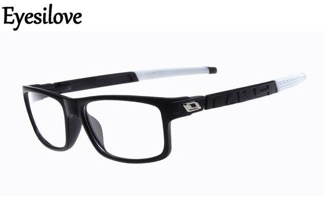 Eyesilove plastic optical frames for men women sports style glasses ...