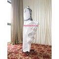 Myedresshouse correa de espagueti vestido recto con cuentas chaqueta couture cuadro verdadero vestido de la ocasión especial fw15_06
