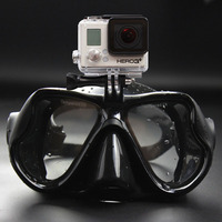 Underwater Camera Anti Fog Diving Mask Snorkel Swimming Goggles For GoPro New Brand
