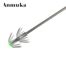Anmuka 1Pcs Double Layer Umbrella Squid Hook Fishing Tackle Fishing Hook Aconitic Jigging Hook