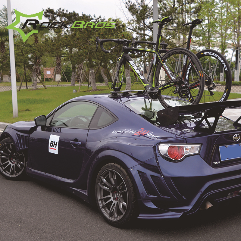 Aliexpress.com : Buy ROCKBROS Suction Roof Top Bike Racks Bike Accessories  Bicycle Sustion Cup Roof Rack Cycle SUV Sucker Talon Car Racks For 2 Bikes  From ...