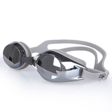 New Unisex Professional Swim Glasses Men Women Electroplate Waterproof Swimming Anti Fog UV Protection Goggles
