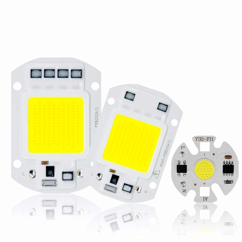 COB LED Chip Light 220V 10W 50W 20W 30W 3-9W rectangular Chip For Spotlight Led Floodlight Lamp Y27 Y32 Not Need Driver DIY