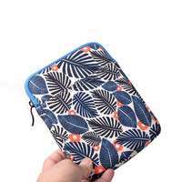 Canvas Sleeve Pouch Bag For Amazon Kindle Touch Paperwhite Voyage New Kindle 6 Inch EBook Cover
