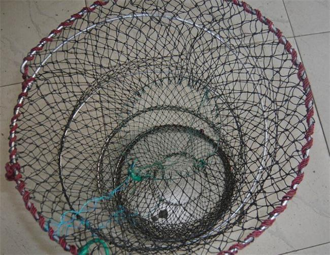 cast gaiola camarão caranguejo enguia net