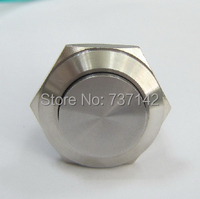 ELEWIND Stainless Steel Momentary Push Button Switch PM191H 10 S Machine Tooling
