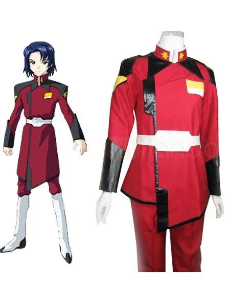 Free Shipping Mobile Suit Gundam Seed/Destiny Athrun Zala ZAFT Anime Cosplay Costume