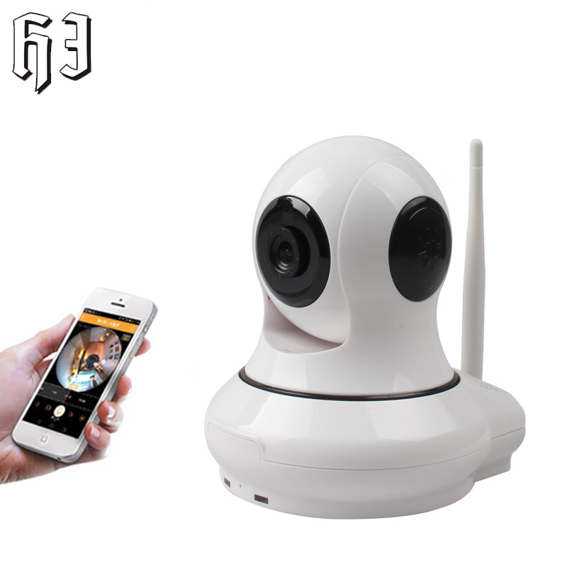 HJ IP Camera WiFi Wireless Home Security Surveillance Camera 720P Baby Monitor Night Vision Smart  CCTV Camera wi-fi P2P Network 720p hd ip camera wireless wifi wi fi video surveillance night vision home security camera cctv camera baby monitor indoor p2p