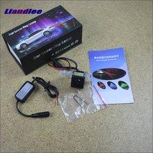 Liandlee Auto Tracing Cauda Laser Luce Per Ford Explorer U502 2010 ~ 2015 Modificata Speciale Anti Fog Lampade Luci Posteriori