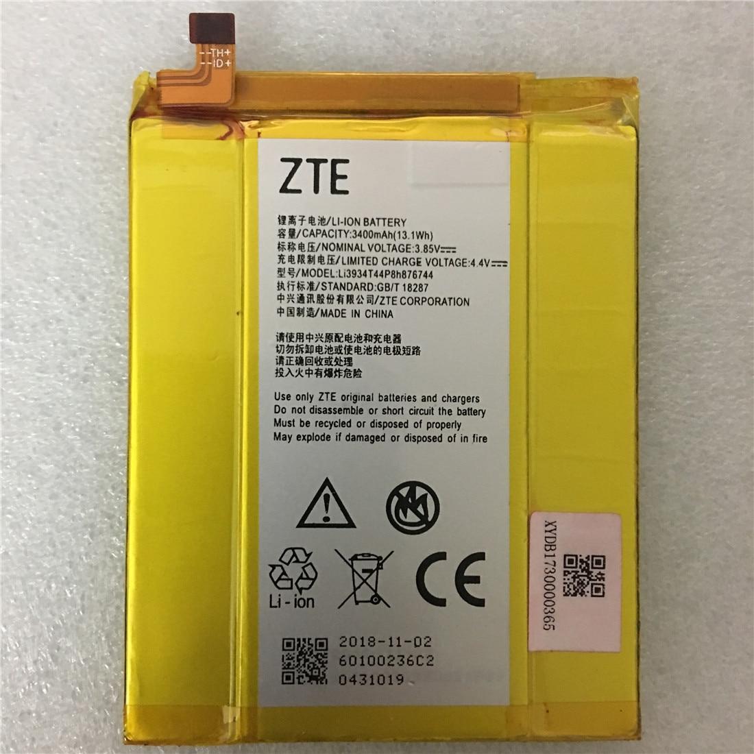 Original Grand Max 2 phone battery For ZTE Grand Max 2 Z988 Z981 Li3934T44p8h876744Original Grand Max 2 phone battery For ZTE Grand Max 2 Z988 Z981 Li3934T44p8h876744