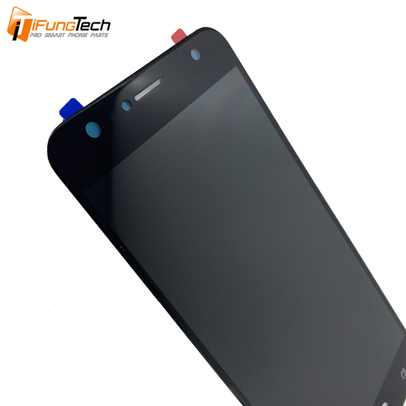 5 5 39 39 LCD For Asus Zenfone 4 Selfie ZB553KL X00LD X00LDA LCD Display Panel Touch Screen Digitizer Glass Sensor Assembly Tools in Mobile Phone LCD Screens from Cellphones amp Telecommunications