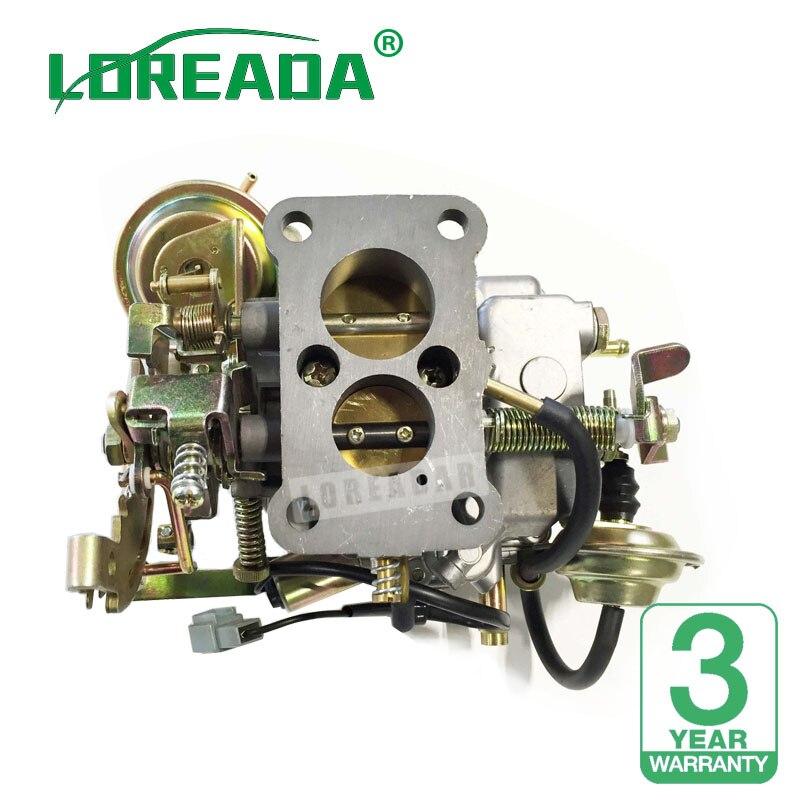 Assy carb carby do carburador de loreada 21100-11190 21100-11212 2110011190 h2092 para toyota 2e motor toyota corolla tercel