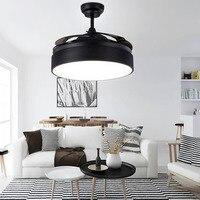 LED Modern Alloy Acryl Ceiling Fan LED Lamp.LED Light.Ceiling Lights.LED Ceiling Light.Ceiling Lamp For Foyer Bedroom