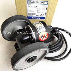 Image 3 - ENC 1 3 T 24  Autonics Rotary Encoder Meter Counter 100% New & Original