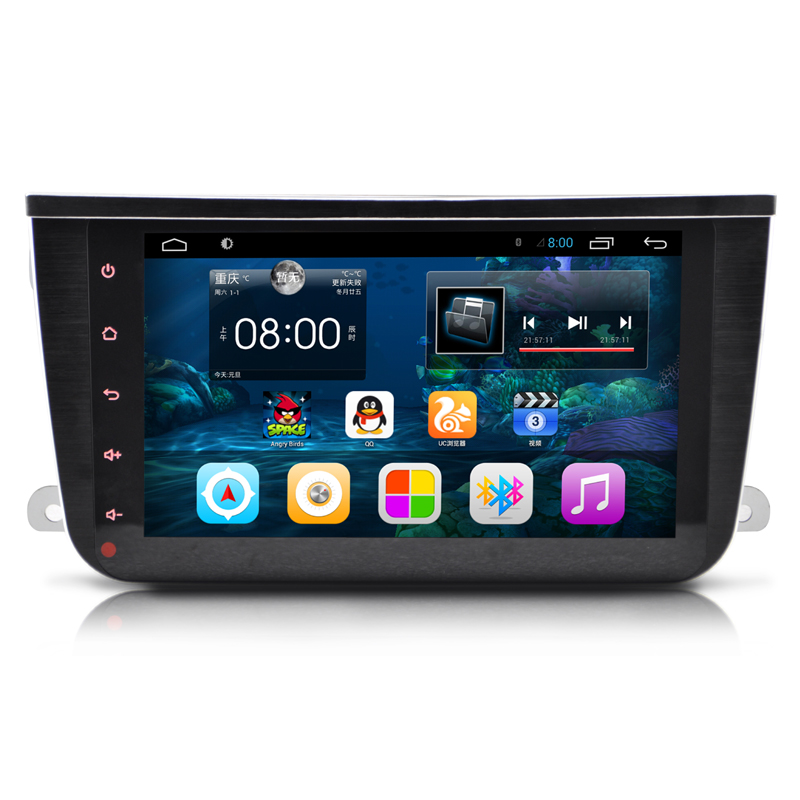 8 inch Screen Android 6.0 Car GPS Navigation System Radio Player Media Stereo for Mercedes-Benz Smart Smart Fortwo 2010-2015